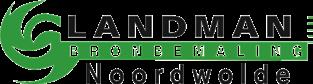 Landman Bronbemaling Noordwolde